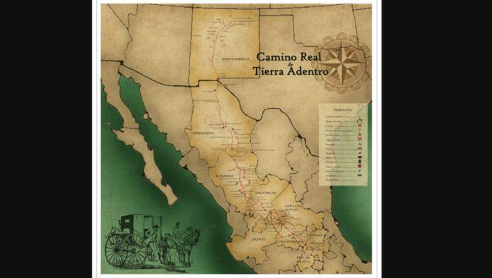 ¿Conoces el origen y la extensión del Camino Real de Tierra Adentro?