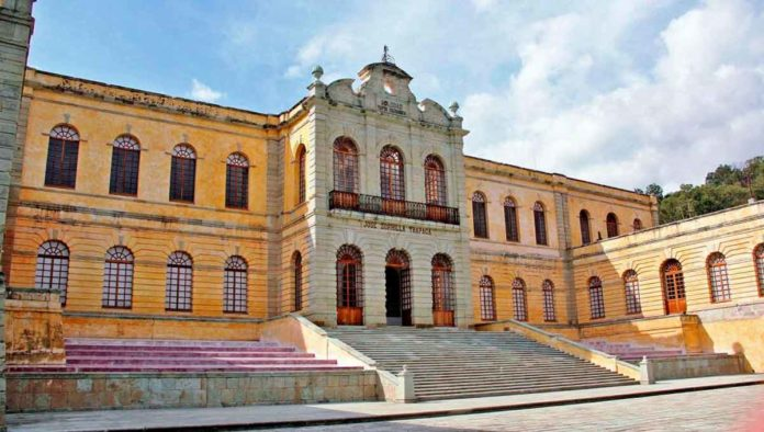 Enamórate del Centro de las Artes San Agustín en Oaxaca