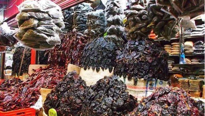 Tipos de chile seco más usados en la comida mexicana