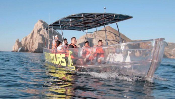 Clear Boat: para una navegación más íntima con el mar