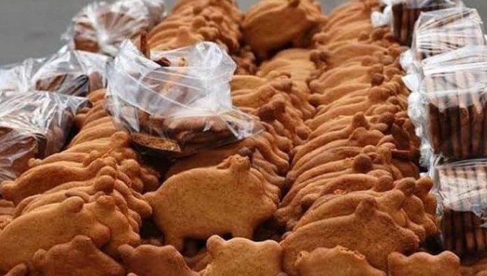 Saborea los riquísimos y tradicionales cochinitos de piloncillo