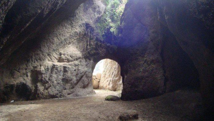 Cueva de la Amistad en Acolman