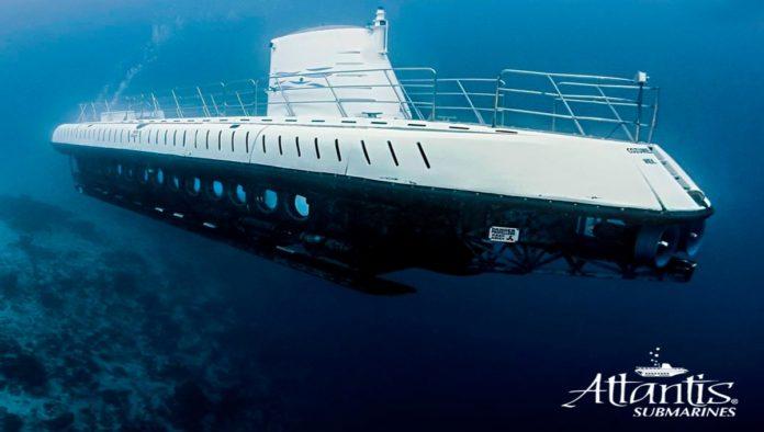 ¿Deseas un viaje en submarino? Atlantis cumple tu sueño en Cozumel