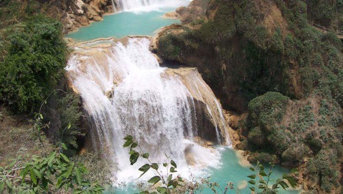 El Chiflón, la cascada de Chiapas que susurra con el viento