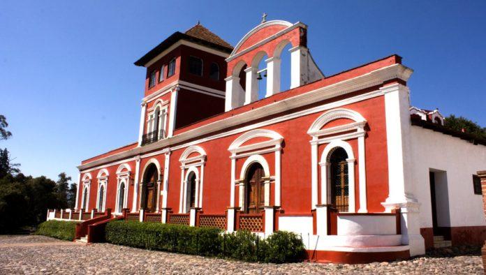 Hacienda Panoaya, parada obligada en Amecameca