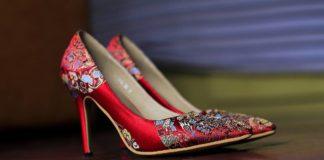 mercados de zapatos