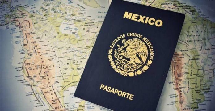 SRE suspende emisión de pasaportes en EDOMEX y BC