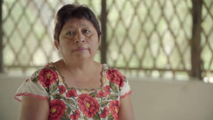 La líder maya Leydy Pech obtiene premio Goldman 2020 por su lucha ambiental