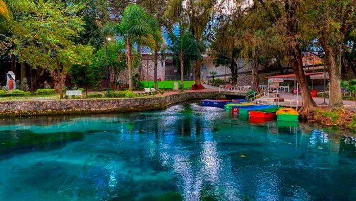 Visita la bella y fría Laguna de Nogales, en Veracruz