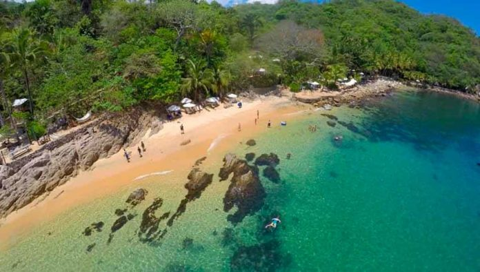 Las Caletas, un paraíso privado de Jalisco