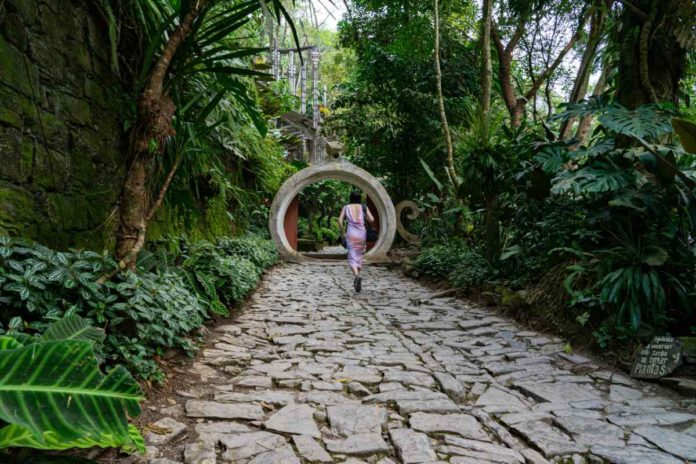 El Jardín Escultórico de Edward James se une a la lista Great Gardens of the World
