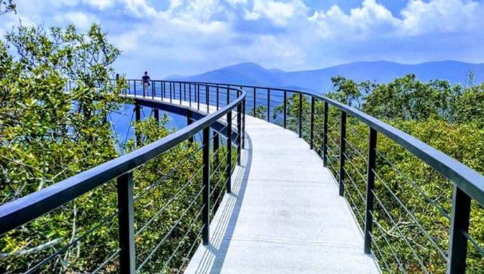 Observa los paisajes más bellos de Ciudad Victoria en El Mirador Alta Cumbre