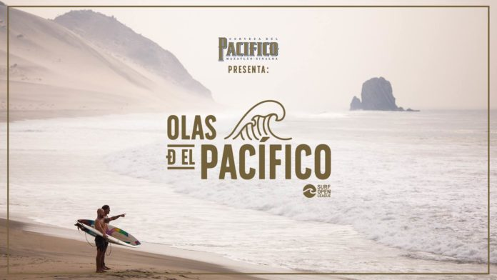Olas del Pacífico: streaming para surfear, bailar y tomar cerveza