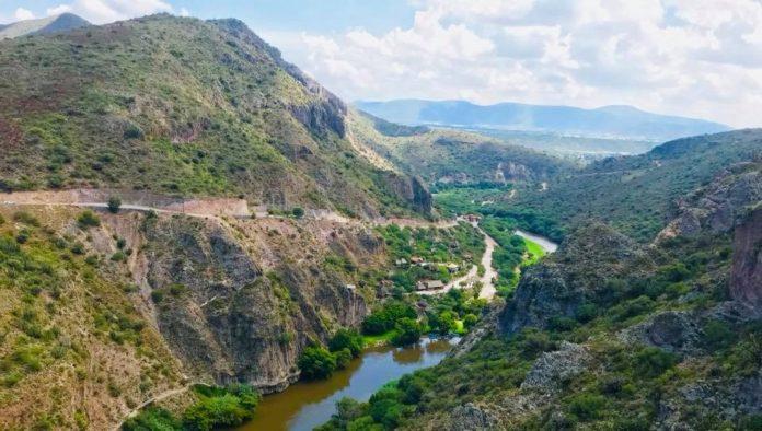 Parque EcoAlberto: un nuevo reto para gozar en Hidalgo