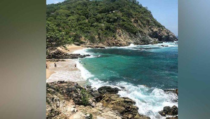 Playa Estacahuite, un paraíso de Oaxaca