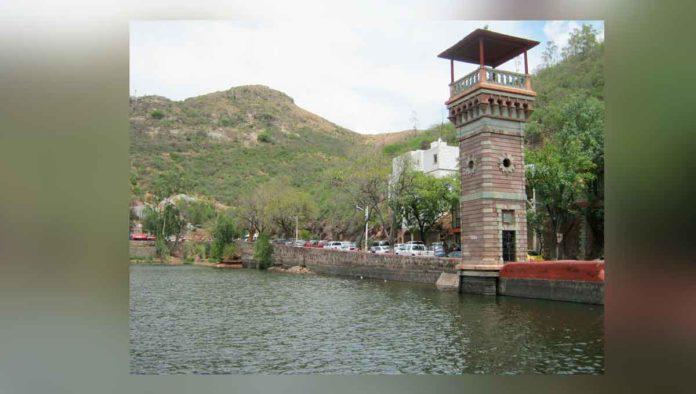 Conoce la fascinante Presa de la olla en Guanajuato