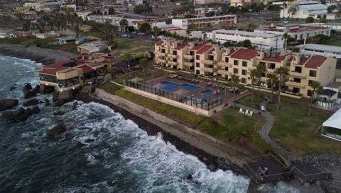 Punta Morro , el hotel más bello de Ensenada
