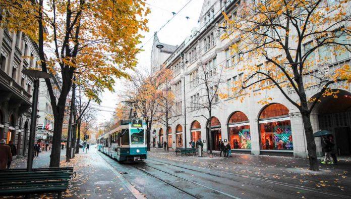 Suiza, el país con el mayor salario mínimo del mundo