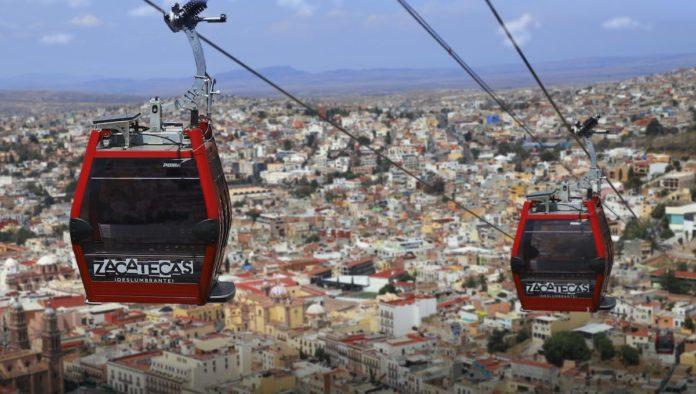 5 datos que quizá no sabías del Teleférico de Zacatecas