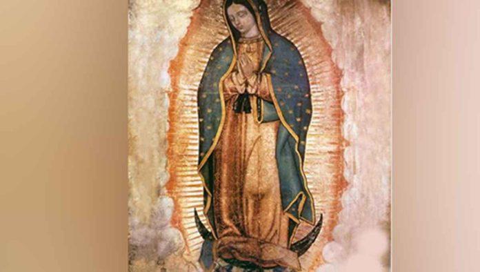 3 datos que no sabías de la Virgen de Guadalupe