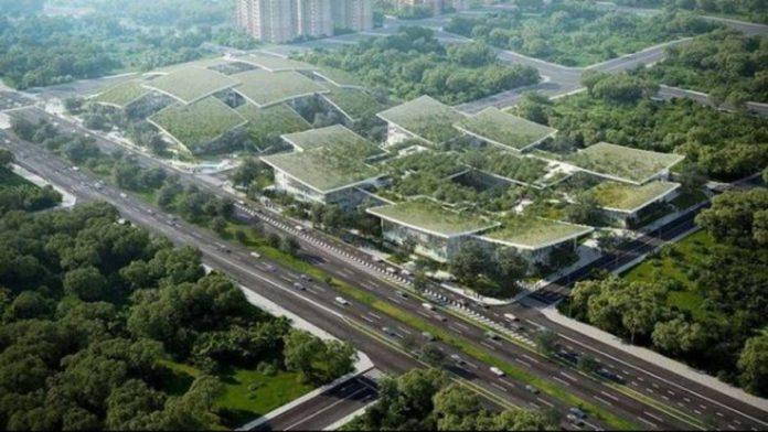 AI City, la ciudad del futuro en China