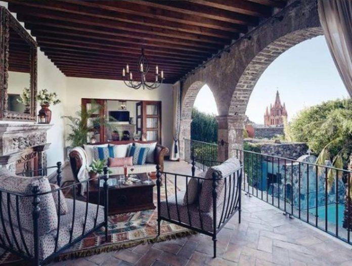 El alojamiento de San Miguel de Allende que homenajea a la cultura mexicana