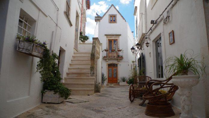 Apulia, ofrece una ruta costera por el tacón de la bota de Italia