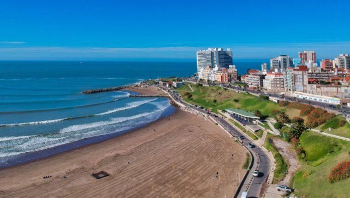 Argentina: playas repletas… por poco tiempo