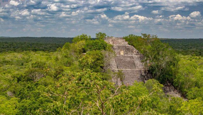 Calakmul, la ciudad más importante del Clásico maya