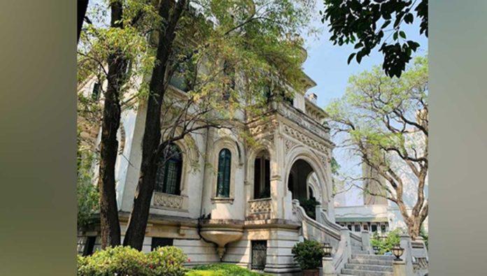 Conoce la magnífica Casa Torreblanca, una mansión donde la historia se filma