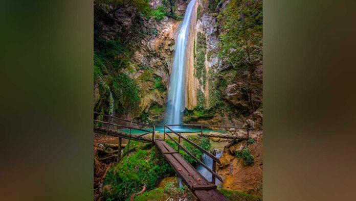 Las cascadas de Aconco te dejarán sin aliento