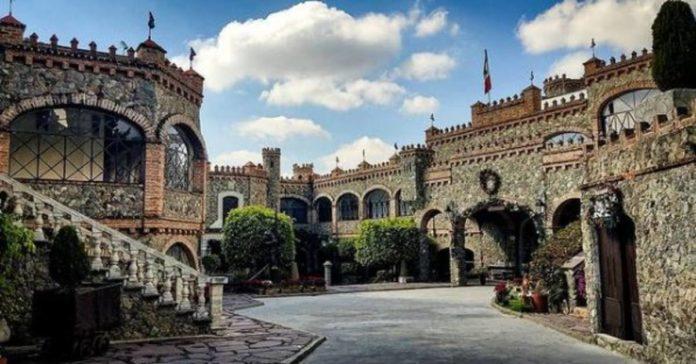 Castillo Santa Cecilia, el hotel medieval de Guanajuato