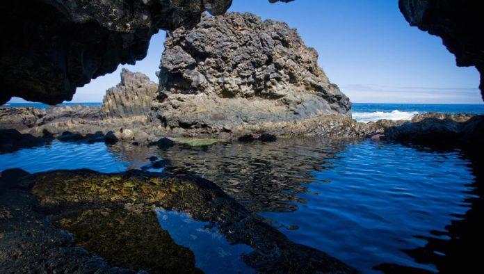 Charco Azul, la piscina natural de Islas Canarias