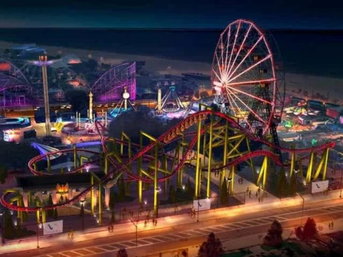 Coney Island estrenará The Phoenix, una nueva montaña rusa