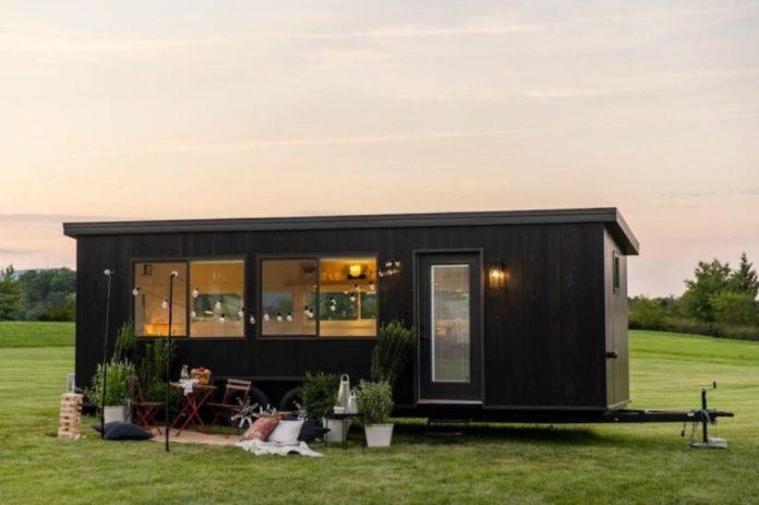 Conoce la sorprendente casa rodante de Ikea