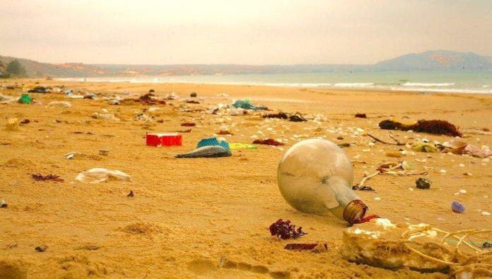 Contra la contaminación de playas y mares, el movimiento Para Bien o Para Mal