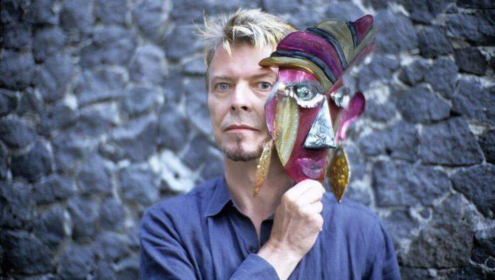 David Bowie primera y única vez en México
