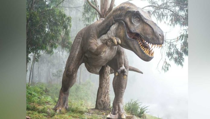 ¿Dinosaurios en tu ciudad? Descúbrelos con este mapa interactivo