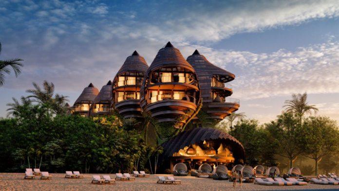El Nido Boutique Hotel Tulum, la lujosa propuesta que sorprende por su diseño