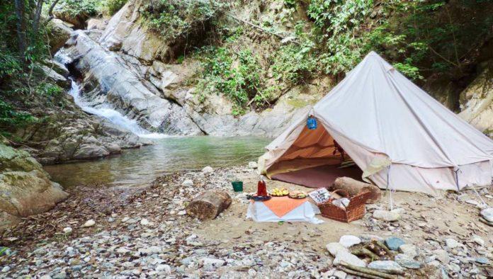 Glamping Finca Margaritas: para acampar con lujo entre cafetales en Oaxaca