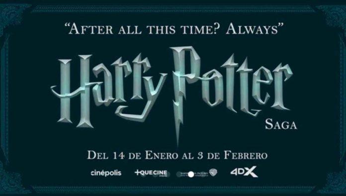 ¿Eres Potterhead de corazón? La saga de Harry Potter en Cinépolis
