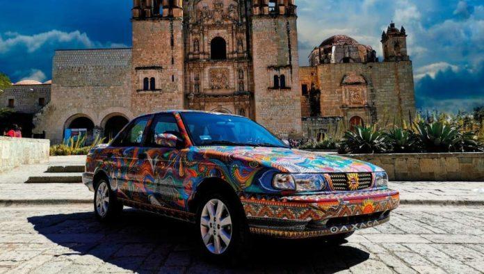 Homenaje a Oaxaca y a Tsuru: presentan modelo última edición al estilo alebrije