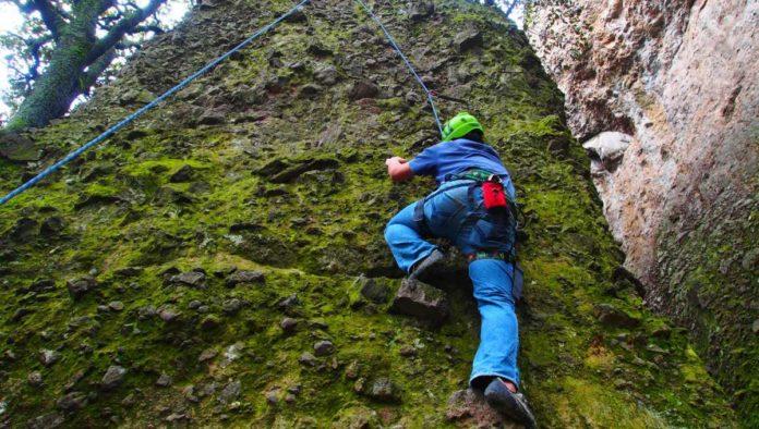 Jilotepec, la meca de la escalada deportiva