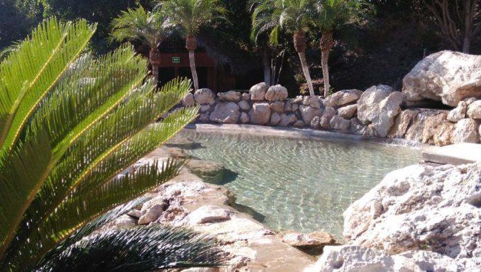 Las Huertas, balneario para una escapada de fin de semana, en Morelos