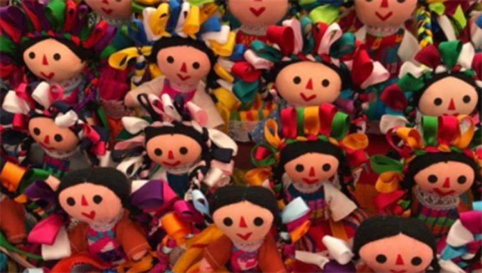 muñeca otomí