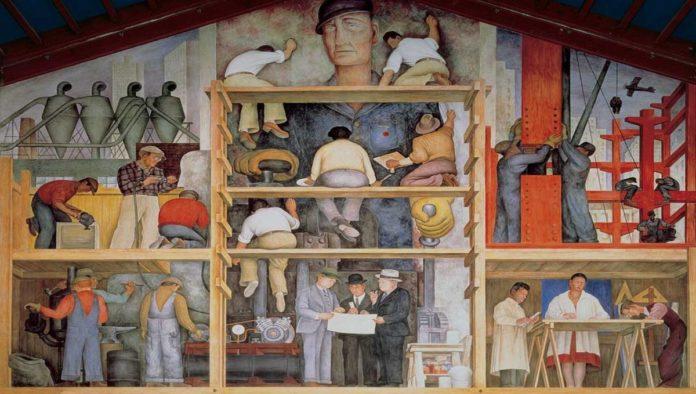Mural de Diego Rivera, puesto a la venta por el Instituto de Arte de San Francisco ante crisis por Covid-19