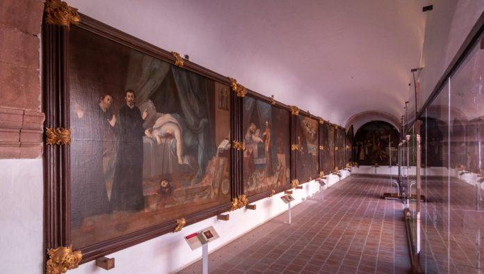 Museo de Guadalupe ofrece una de las colecciones más importantes de arte sacro en México