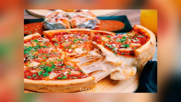 Redescubre la pizza en Danko Deep Dish Pizza