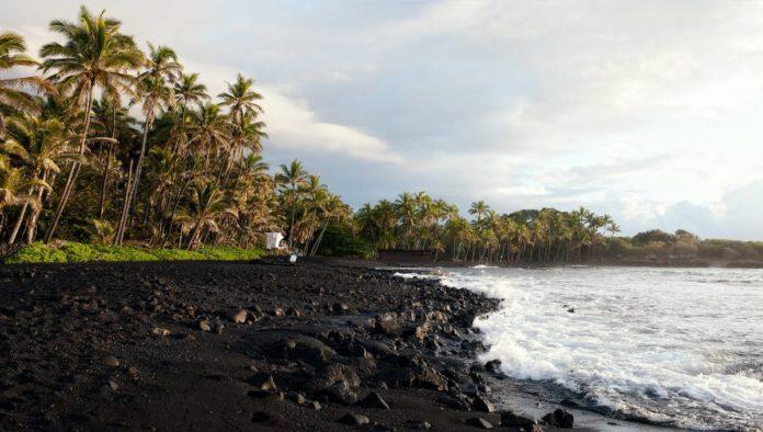 Playas negras en el mundo, ¿dónde se encuentran?