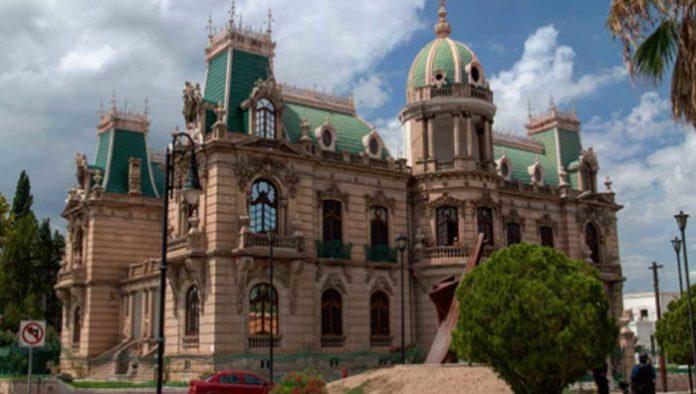Quinta Gameros, una maravilla de estilo francés en Chihuahua